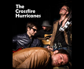 THE CROSSFIRE HURRICANES
